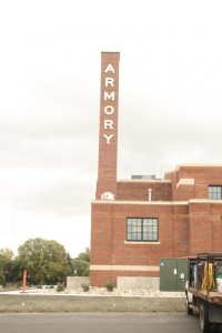 Marshall Street Armory, Lansing, Michigan