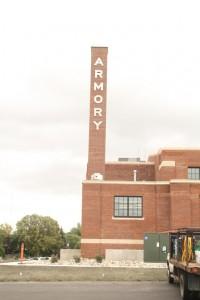 Marshall Street Armory, Lansing, Michigan