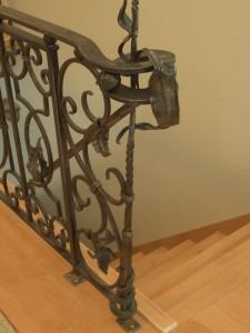 Forged (Wrought Iron) Railing